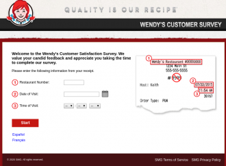 www.wendyswantstoknow.com -Join Wendys Customer Satisfaction Survey