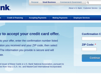 www.usbank.com/mybizoffer – Check Your US Bank Credit Card Offer