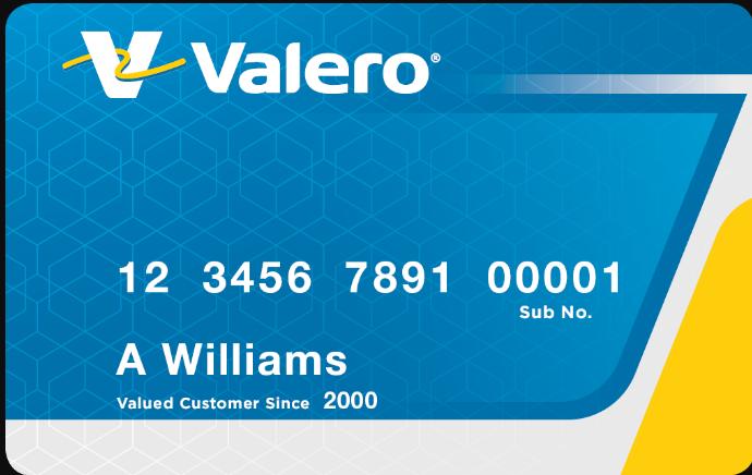 ccc.valero.com/mycard – Access To Your Valero Credit Card Account
