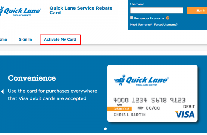 www.bankofamerica.com/quicklanerebates – How to Get BOA Quick Lane Service Rebates