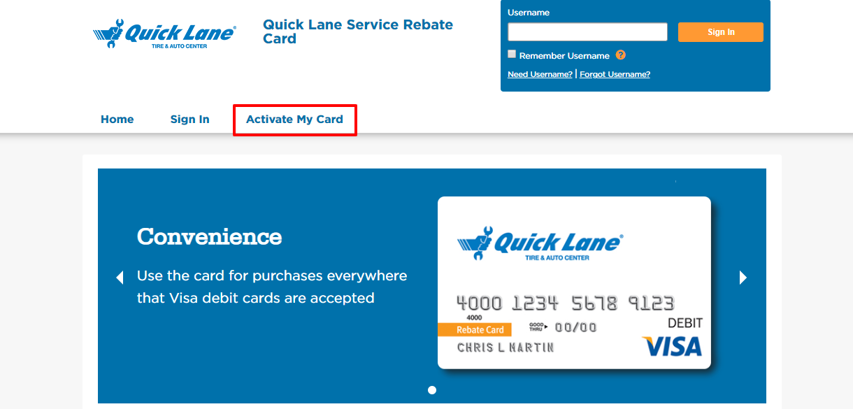 How to Get BOA Quick Lane Service Rebates