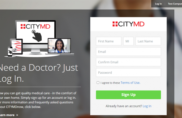 www.citymd.com/virtualcare – How to Login CityMD Account