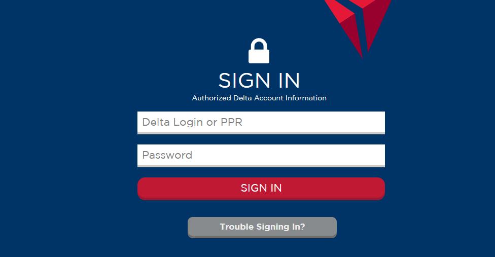 Delta Employee login