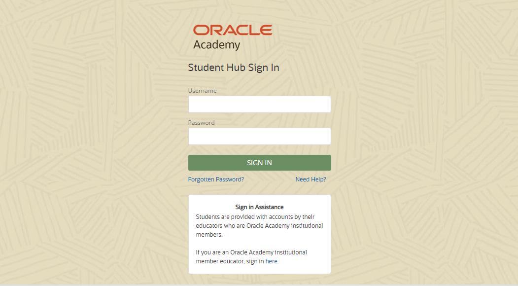 Oracle Ilearning