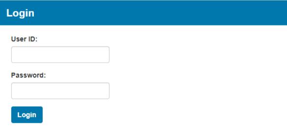 HCSG Employee login